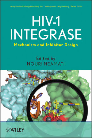 HIV-1 Integrase: Mechanism and Inhibitor Design (0470184744) cover image