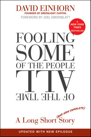 Book Cover Image for Fooling Some of the People All of the Time, A Long Short (and Now Complete) Story, Updated with New Epilogue