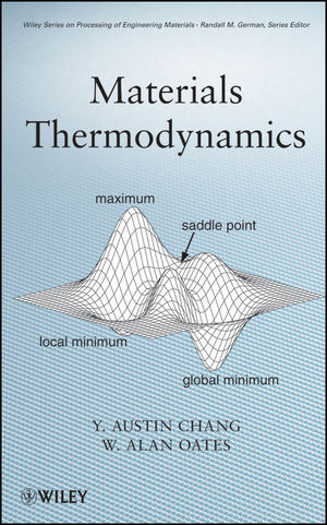 Materials Thermodynamics  (0470484144) cover image