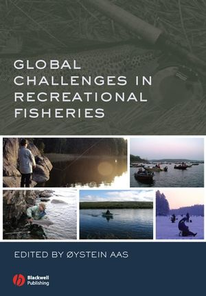 Global Challenges in Recreational Fisheries (0470698144) cover image