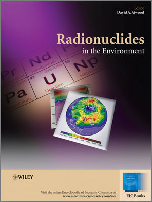 Radionuclides in the Environment (0470714344) cover image