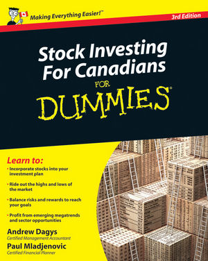Stock Investing For Canadians For Dummies, 3rd Edition