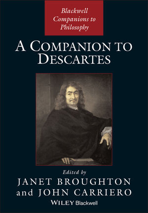 A Companion to Descartes (0470765844) cover image