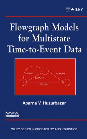 Flowgraph Models for Multistate Time-to-Event Data (0471265144) cover image