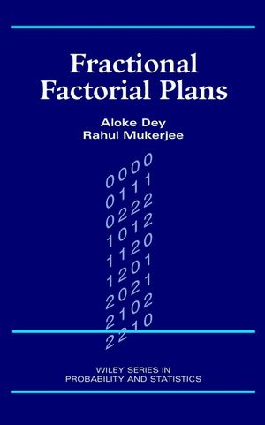 Fractional Factorial Plans