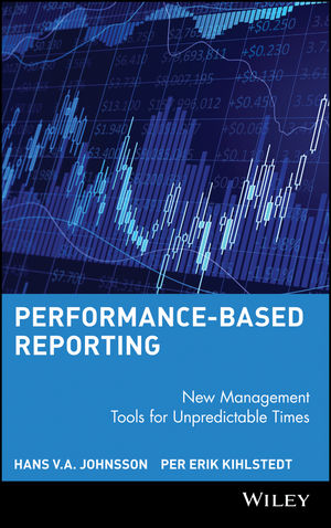 Performance-Based Reporting: New Management Tools for Unpredictable Times (0471751944) cover image