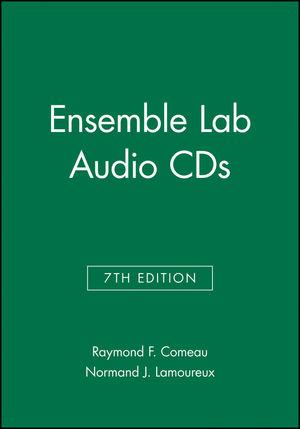 Ensemble Lab Audio CDs, 7th Edition