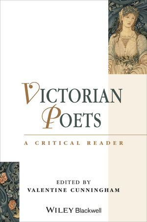 Victorian Poets: A Critical Reader (0631199144) cover image