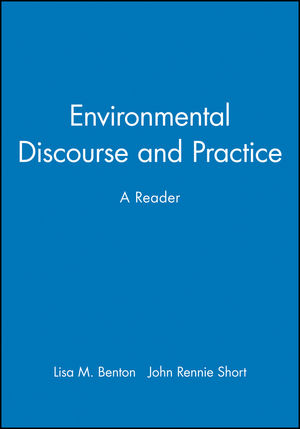 Environmental Discourse and Practice: A Reader (0631211144) cover image