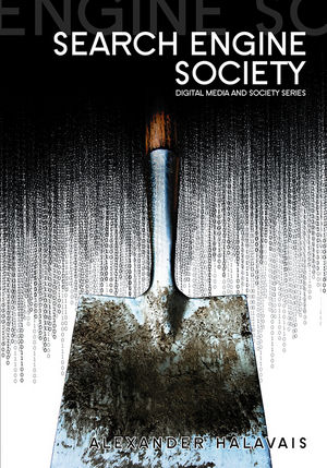 Search Engine Society (0745642144) cover image