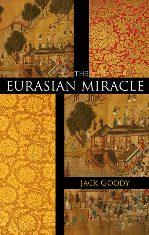 The Eurasian Miracle (0745647944) cover image