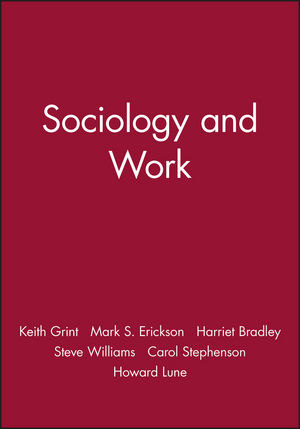 Sociology and work