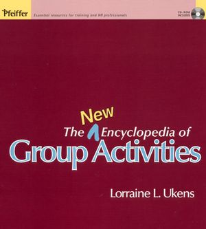 The New Encyclopedia of Group Activities, (with CD) Package