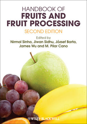 Handbook of Fruits and Fruit Processing, second edition (0813808944) cover image
