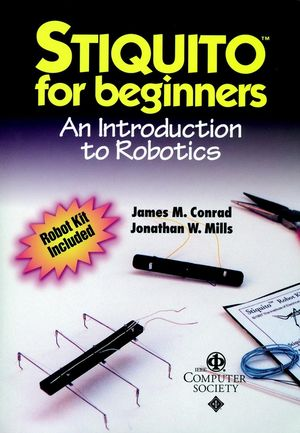 STIQUITO for Beginners: An Introduction to Robotics, Robot Kit Included (0818675144) cover image