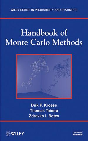 Handbook of Monte Carlo Methods (1118014944) cover image