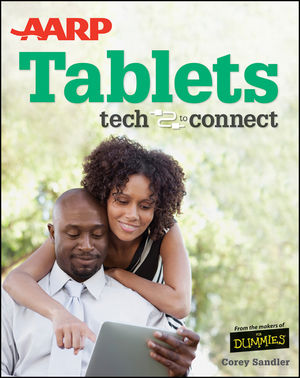 AARP Tablets: Tech to Connect (1118244044) cover image