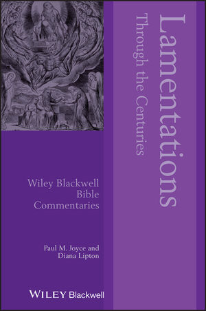 Lamentations Through the Centuries (1118332644) cover image