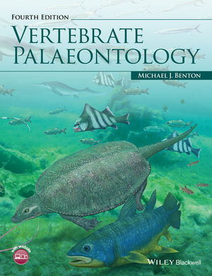 Vertebrate Palaeontology, 4th Edition (1118407644) cover image