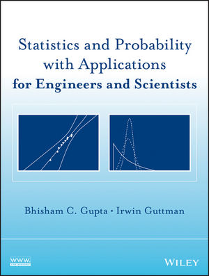 Statistics and Probability with Applications for Engineers and Scientists (1118464044) cover image