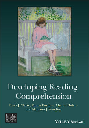 Developing Reading Comprehension (1118606744) cover image