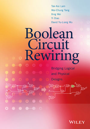 Boolean Circuit Rewiring: Bridging Logical and Physical Designs (1118750144) cover image