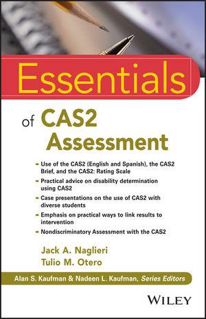 Essentials of CAS2 Assessment (1118876644) cover image