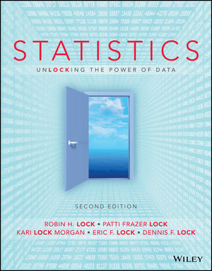 Statistics: Unlocking the Power of Data, Enhanced eText, 2nd Edition (1119308844) cover image