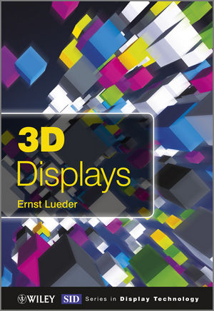 3D Displays (1119963044) cover image