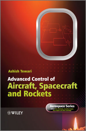Advanced Control of Aircraft, Spacecraft and Rockets (1119972744) cover image