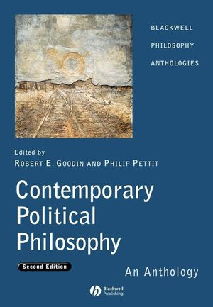Contemporary Political Philosophy: An Anthology, 2nd Edition (1405130644) cover image