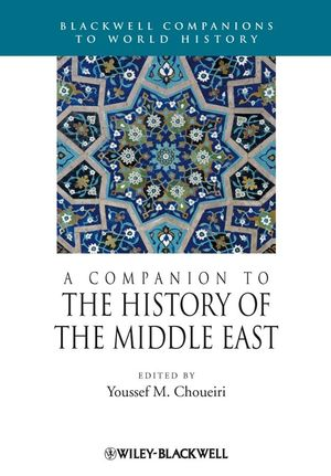 A Companion to the History of the Middle East (1405152044) cover image
