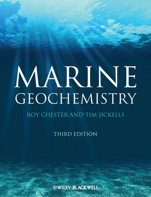 Book Cover Image for Marine Geochemistry, 3rd Edition