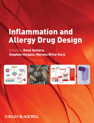 Inflammation and Allergy Drug Design (1444330144) cover image