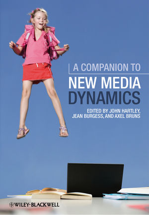 A Companion to New Media Dynamics (1444332244) cover image