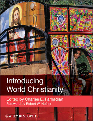 Introducing World Christianity (1444344544) cover image