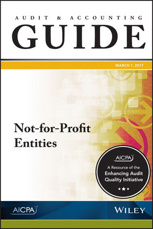 Auditing and accounting guide not for profit entities 2017 auditing and accounting guide not for profit entities 2017 fandeluxe Choice Image