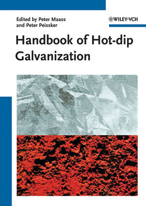 Handbook of Hot-dip Galvanization (3527323244) cover image