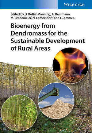 Bioenergy from Dendromass for the Sustainable Development of Rural Areas