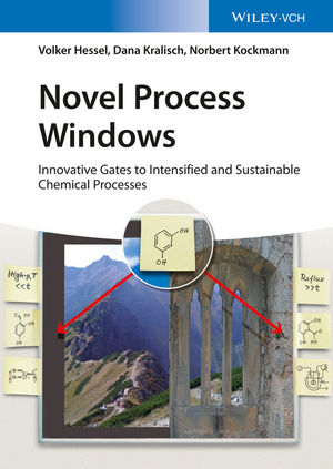 Novel Process Windows: Innovative Gates to Intensified and Sustainable Chemical Processes (3527654844) cover image