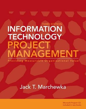 Information Technology Project Management, 3rd Edition (EHEP000244) cover image