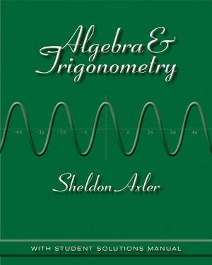 Algebra and Trigonometry (EHEP001844) cover image