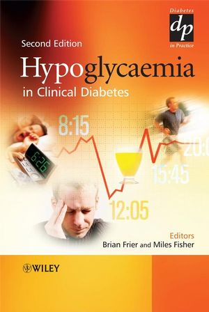 Hypoglycaemia in Clinical Diabetes, 2nd Edition (0470018445) cover image