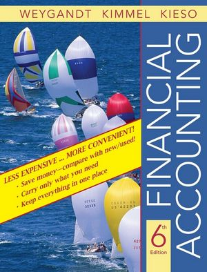 Financial Accounting, Binder Ready Version, 6th Edition