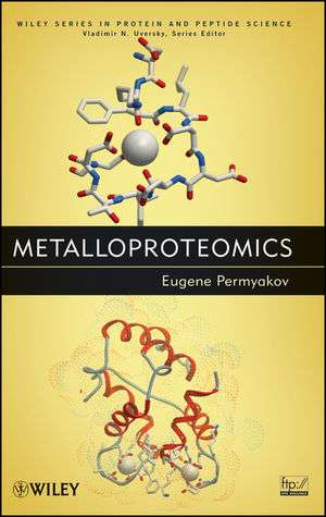 Metalloproteomics (0470447745) cover image