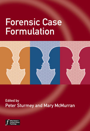 Forensic Case Formulation (0470683945) cover image