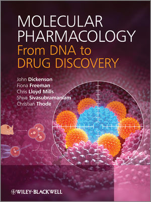 Molecular Pharmacology: From DNA to Drug Discovery (0470684445) cover image