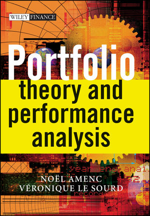 Portfolio Theory and Performance Analysis (0470858745) cover image