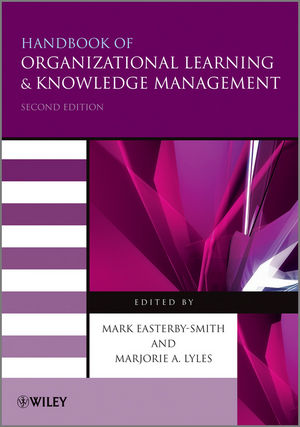 Handbook of Organizational Learning and Knowledge Management, 2nd Edition (0470972645) cover image