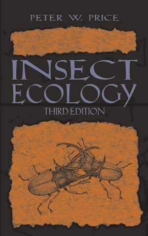 Insect Ecology, 3rd Edition